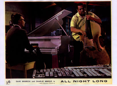 """Dave Brubeck and Charles Mingus – """"Non-Sectarian Blues ..."""