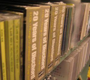 dischord albums