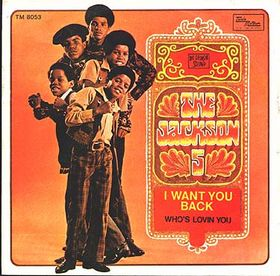 "Jackson 5 – ""I Want You Back"" 