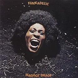 funkadelic maggot brain album cover